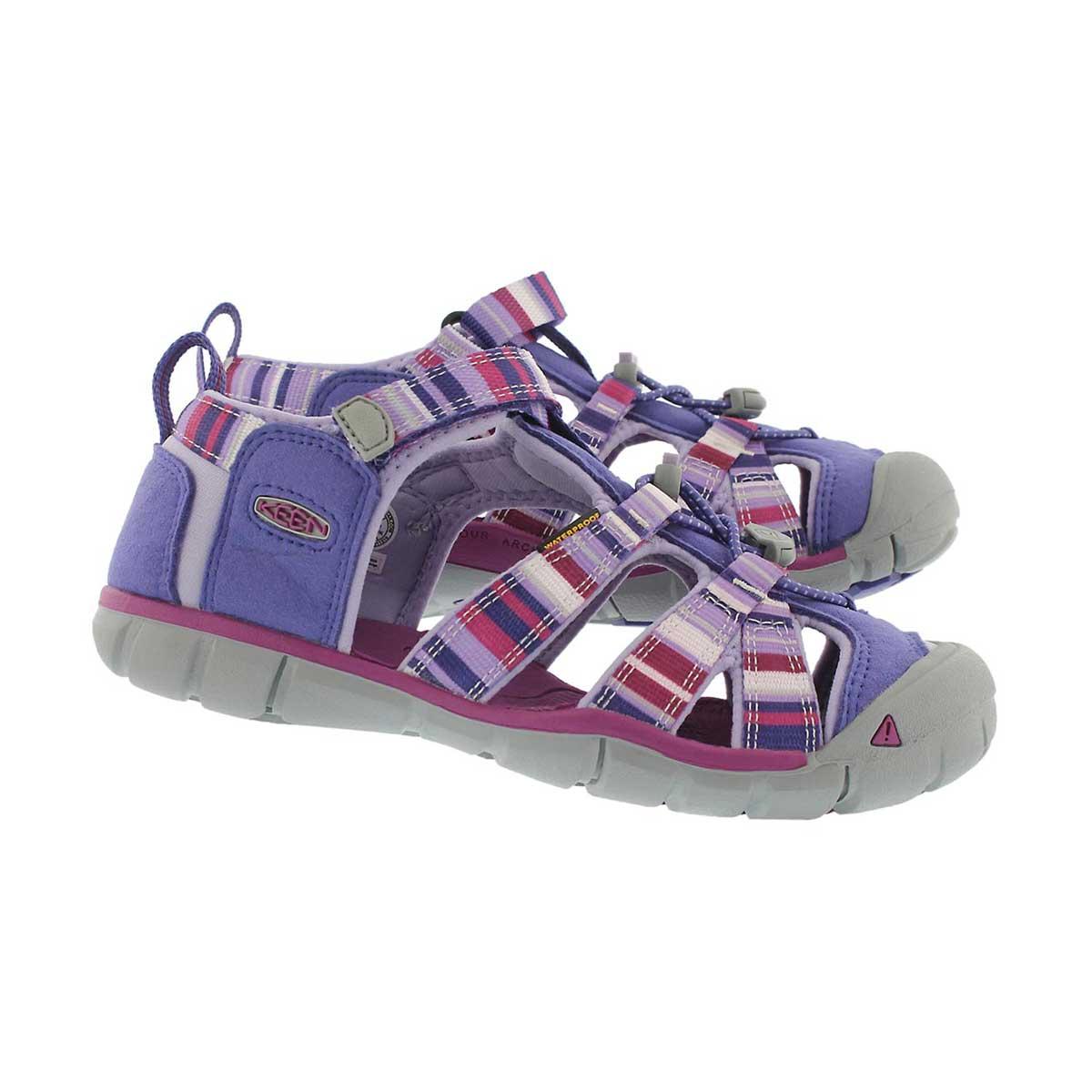 Sandales sport SEACAMP II, Liberty raya, filles