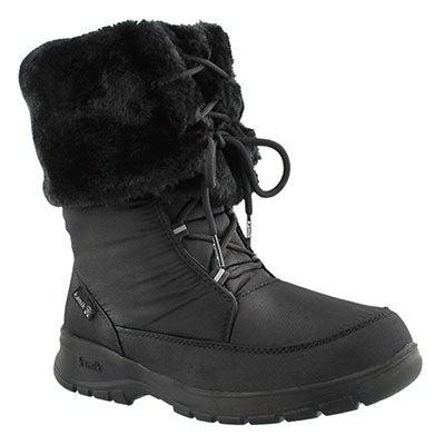 Kamik Bottes d'hiver SEATTLE, noir, femmes