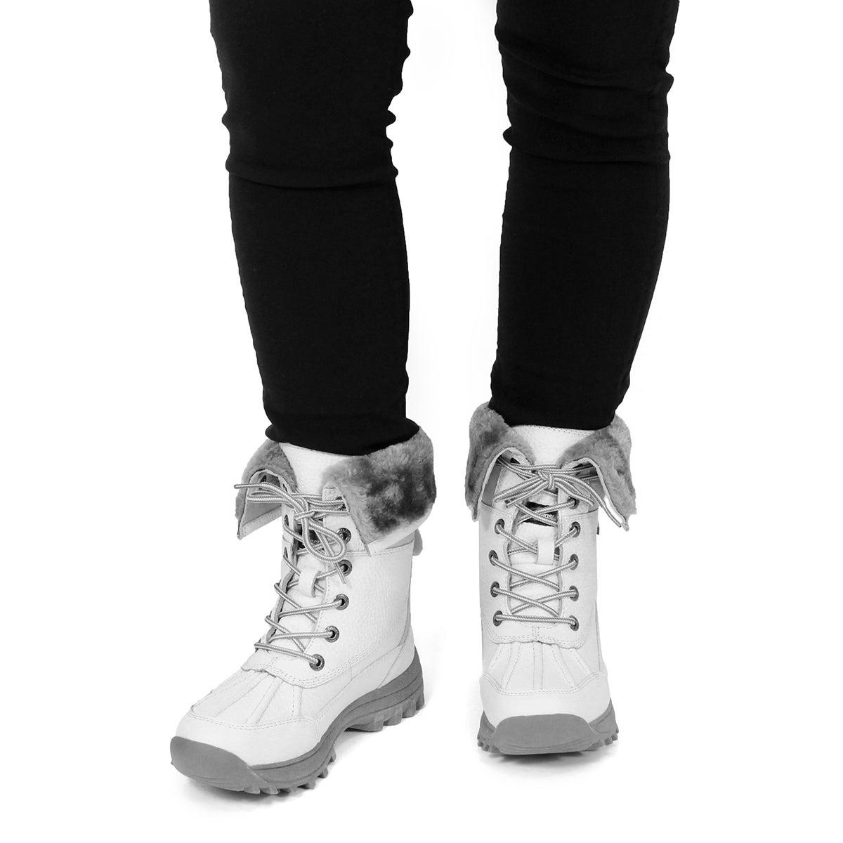 Lds Shakira2 ice w/p foldover cuff
