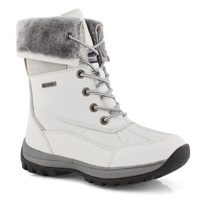 Lds Shakira 3 ice wp foldover cuff boot