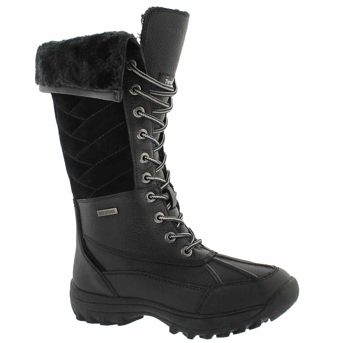 deft design look out for Sales promotion Women's SHAKIRA TALL blk waterproof winter boots