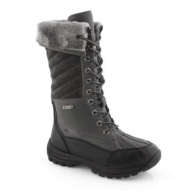 Lds Shakira Tall 2 grey wtpf winter boot