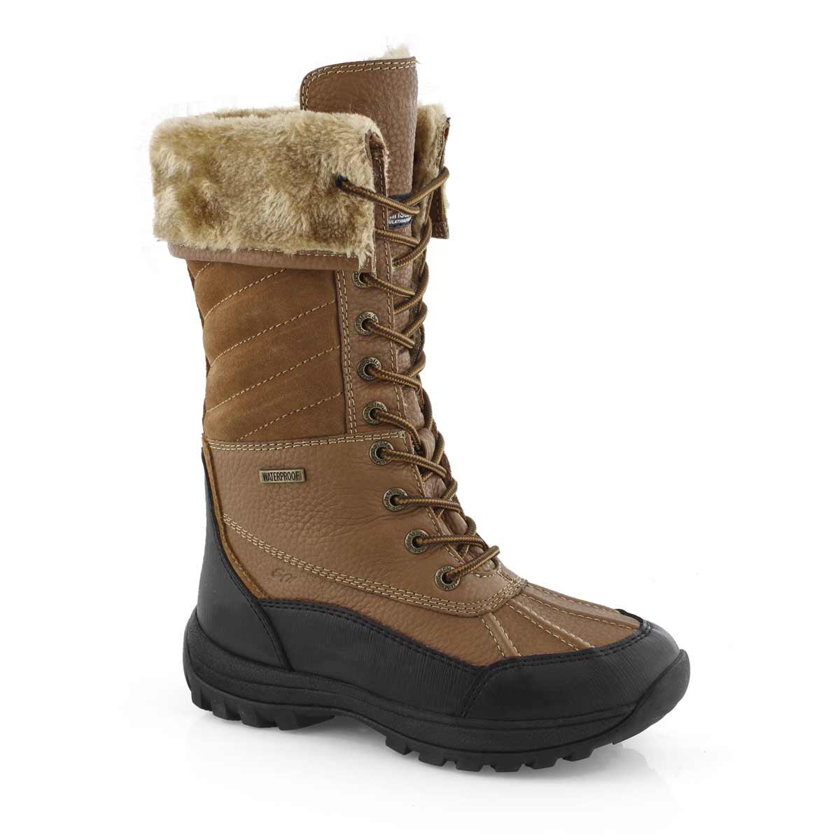 Lds Shakira Tall 2 pnut wtpf winter boot