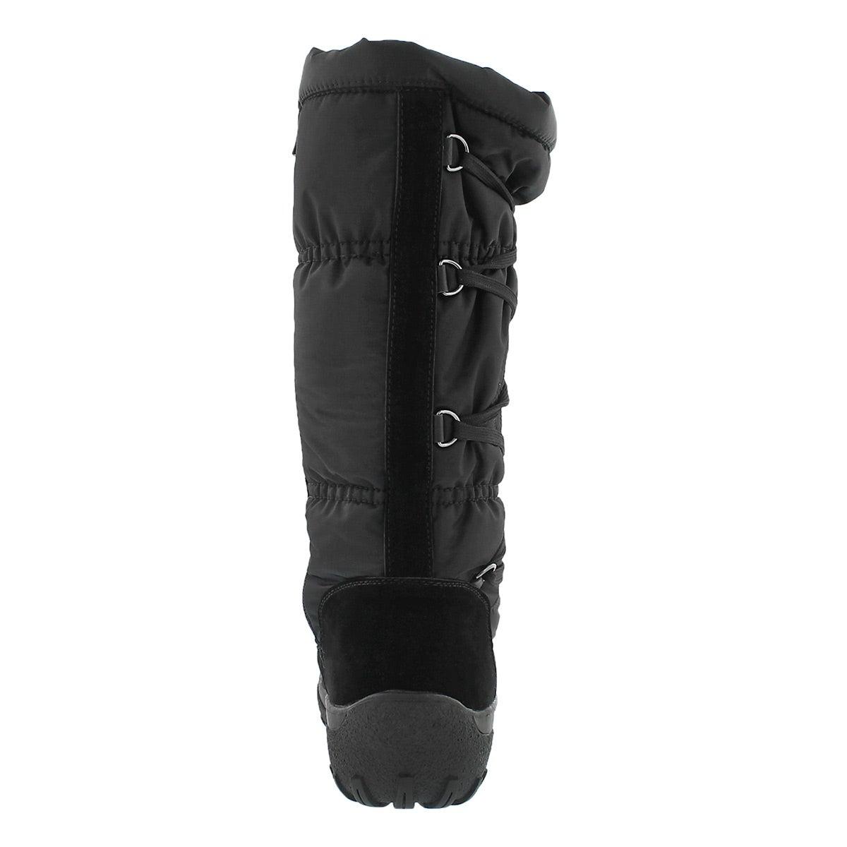 Lds Shayne blk wtrpf tall winter boot
