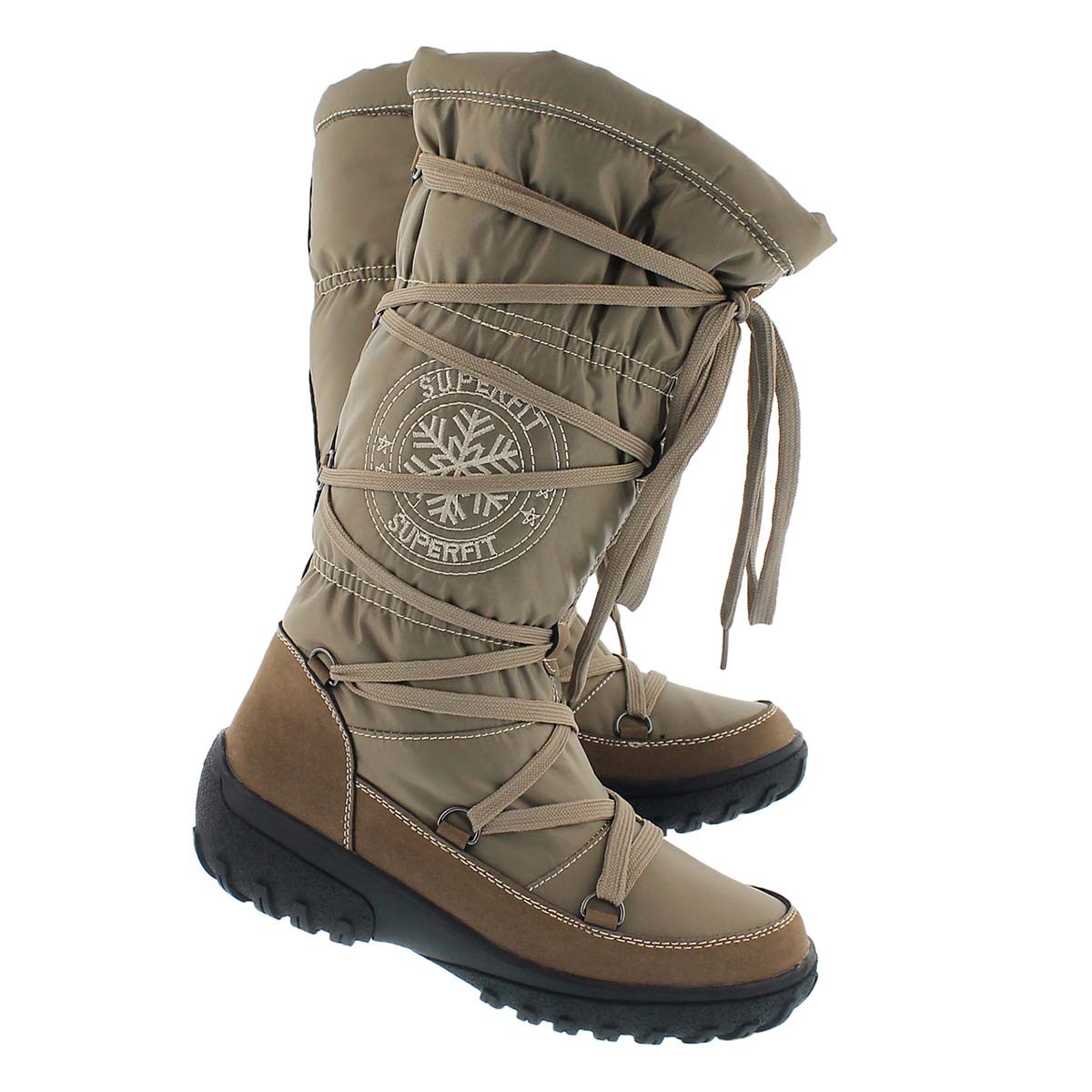 Lds Shayne sand wtrpf tall winter boot