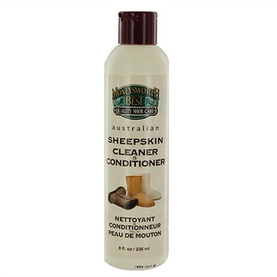 Moneysworth & Best Shoe Care SHEEPSKIN CLEANER