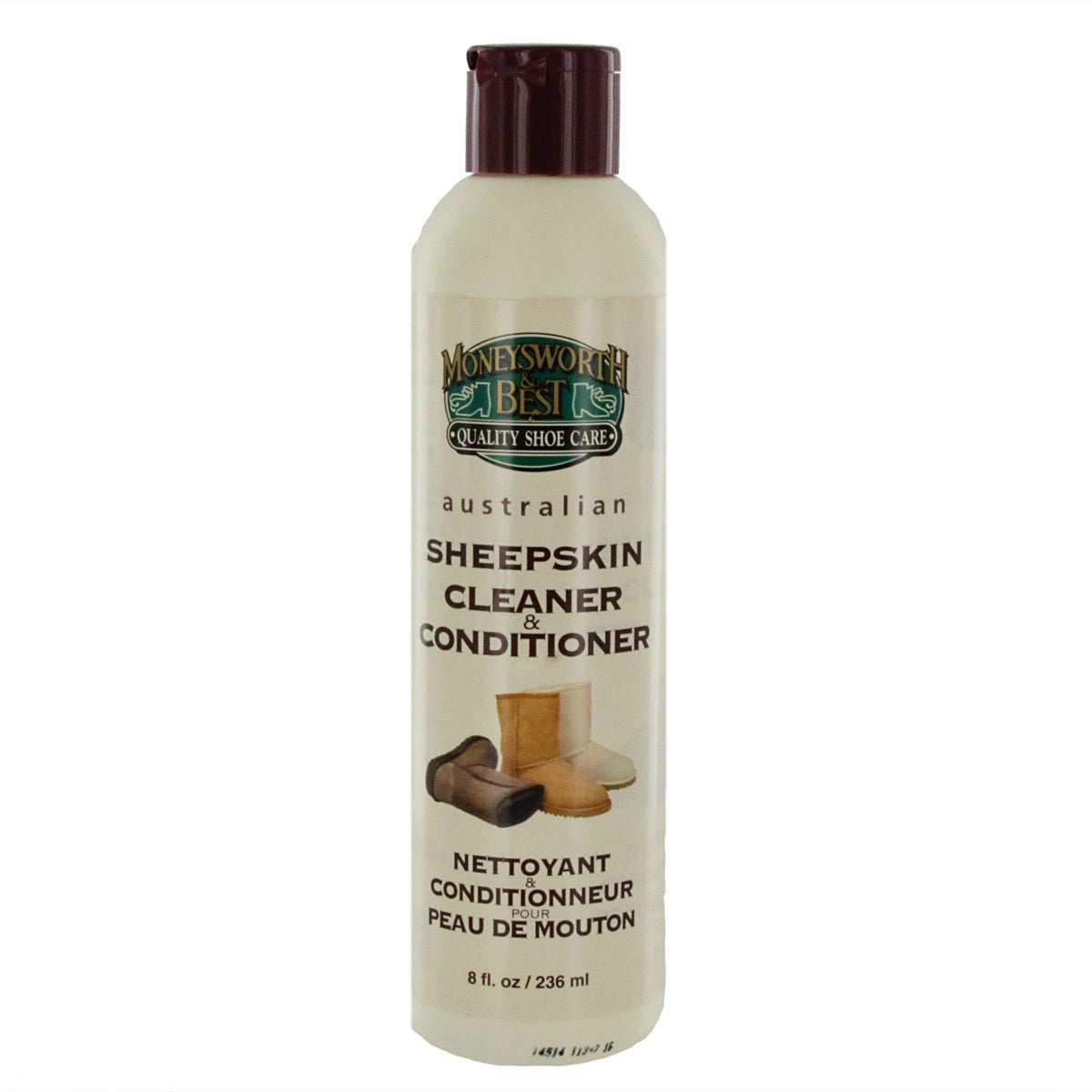 Shoe Care SHEEPSKIN CLEANER