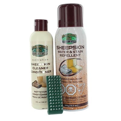 Moneysworth & Best Shoe Care SHEEPSKIN CARE KIT