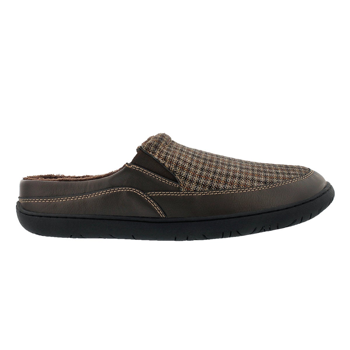 Mns Sheldon brown pld open back slipper