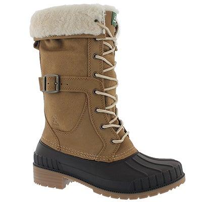 Lds SiennaF apple cinn wtpf snow boot