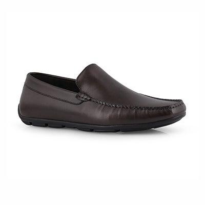 Chauss. habillée Siraj, brun, hommes