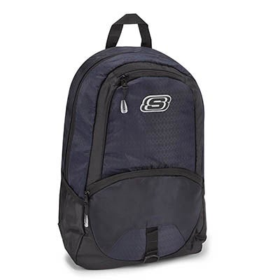 Skechers Boys' TOTAL SPEEDWAY OVERDRIVE navy/black backpack