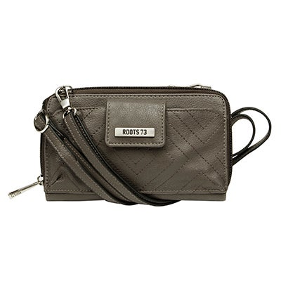 Roots Women's ROOTS73 SKYSCRAPER WOS3 grey wallets