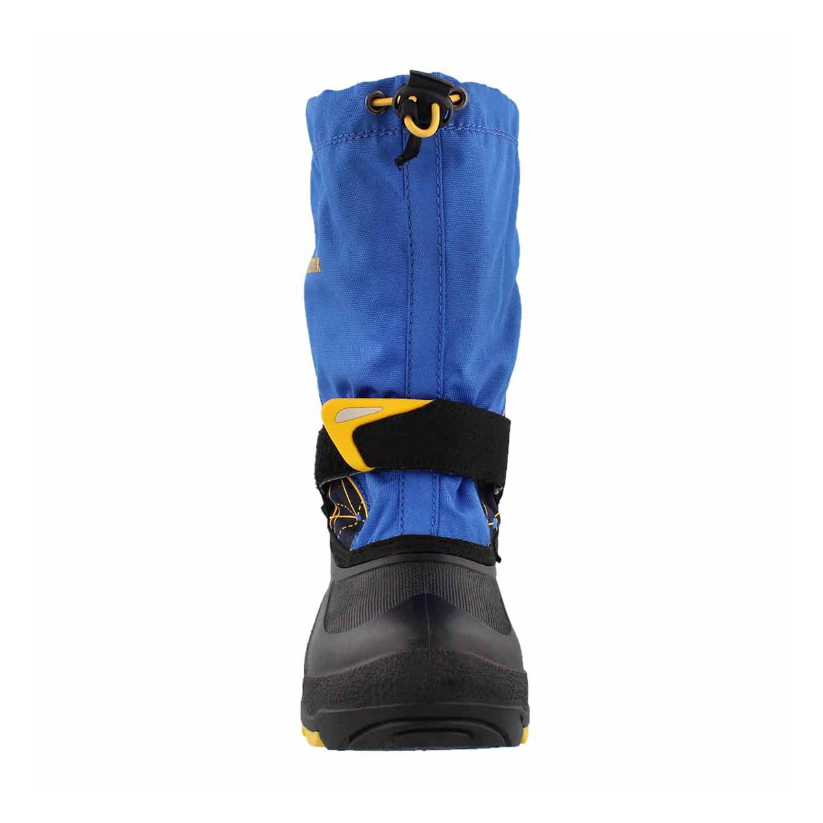 Bys Sleet 2 blu/nvy pull on winter boot