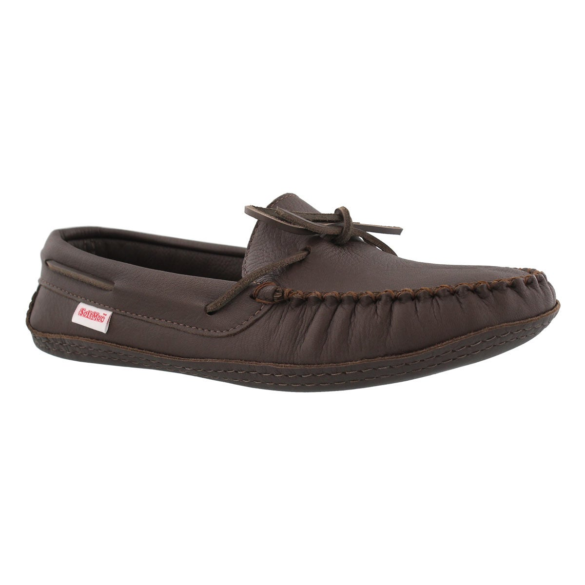 Men's 3000 brown leather moccasins