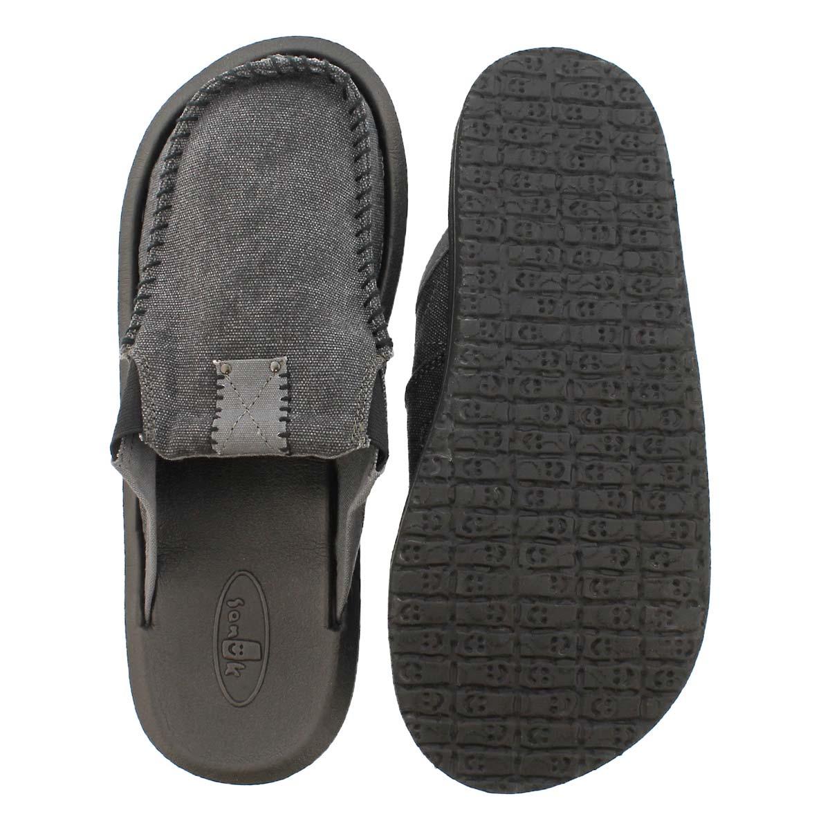 Mns YouGotMyBackII cha open back shoe