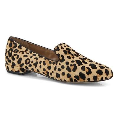 Sans-gêne Smile léopard, crin poney, fem