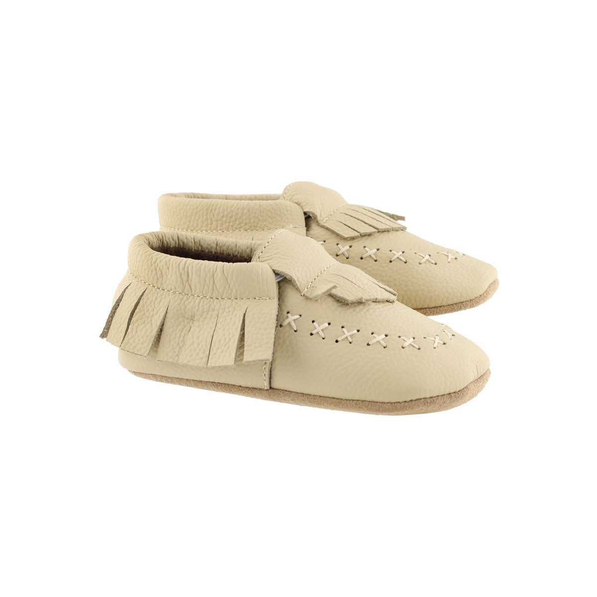 Infs-g Smoccey snd slipper bootie