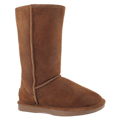 SoftMoc Women's SMOCS 4 spice tall suede boots