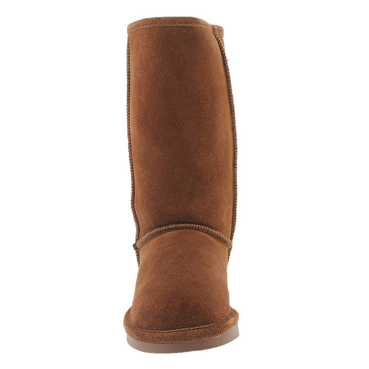 Lds Smocs 4 spice tall suede boot