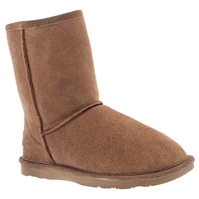 SoftMoc Women's SMOCS 4 spice mid suede boots