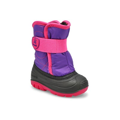 Inf-g Snowbug3 ppl/mgta wtpf winter boot