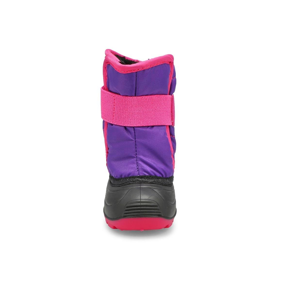 Toddlers' SNOWBUG 3  ppl/mgta wtpf winter boots