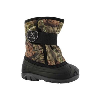Infs-b Snowbug4 oak/camo wtp winter boot