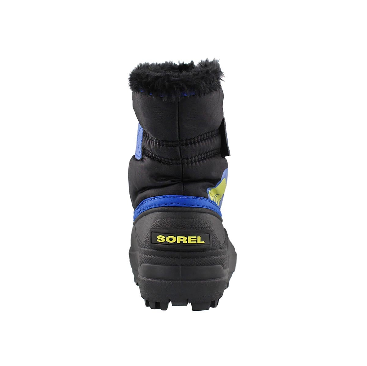 Inf Snow Commander blk/blu boot