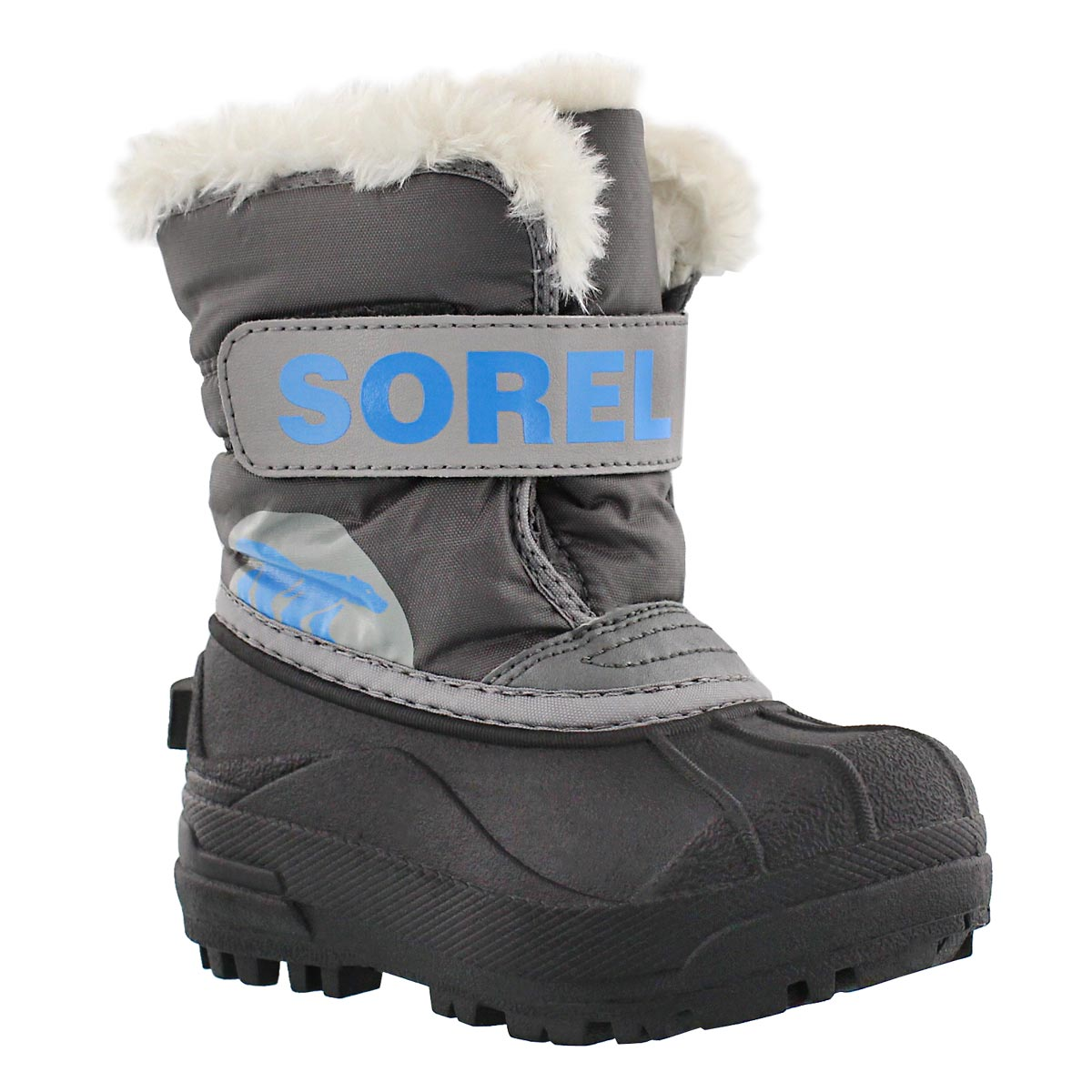 Inf Snow Commander dk fog/lt gry boot