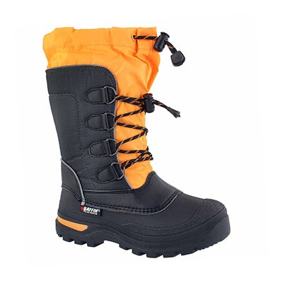 Bys Pinetree char/orng wtpf winter boot