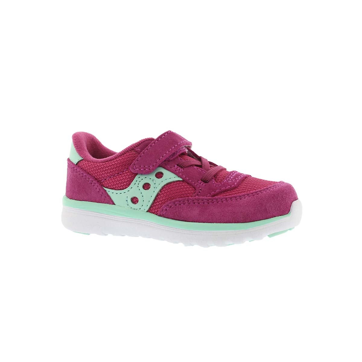 Infants' JAZZ LITE pink/turquoise sneakers - Wide