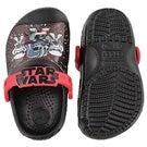 Bys Star Wars Darth Vader blk EVA clog