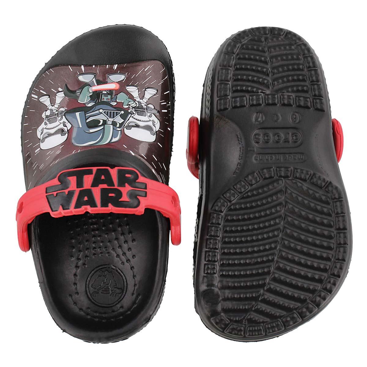 Sabots Star Wars Darth Vader, noir, gar