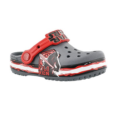 Crocs Boys' STAR WARS VILLAIN multi comfort clogs