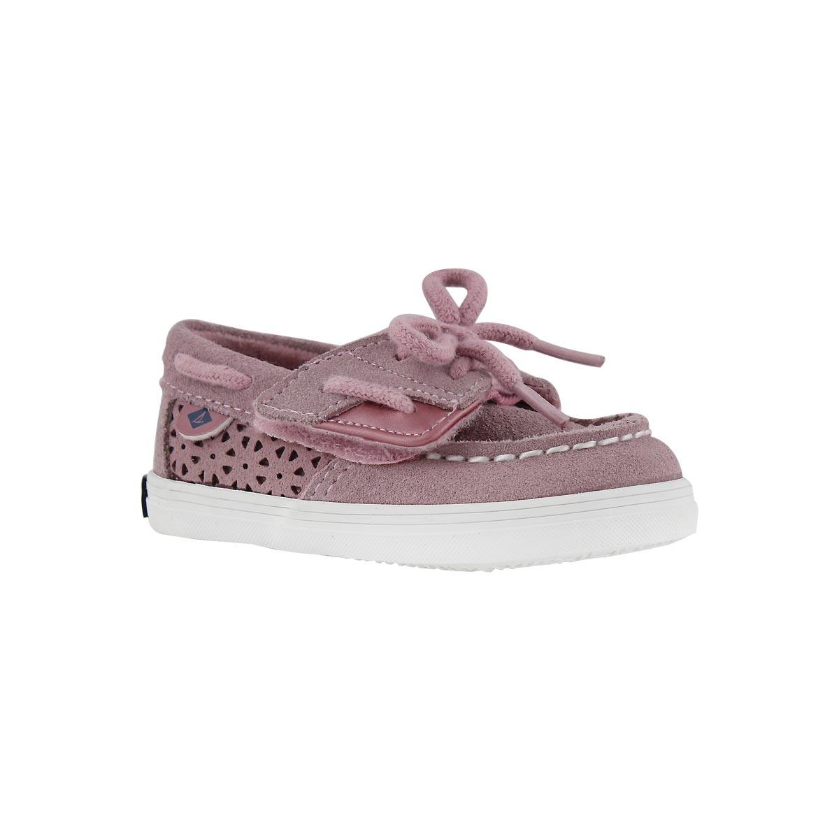 Inf-g Bluefish Crib Jr. rose boat shoe