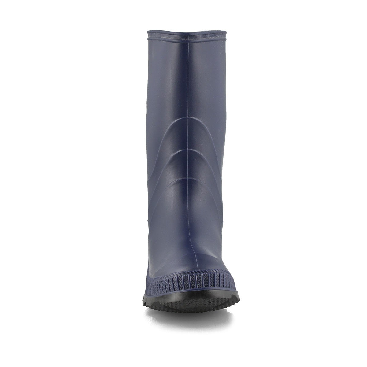 Bys Stomp navy waterproof rain boot