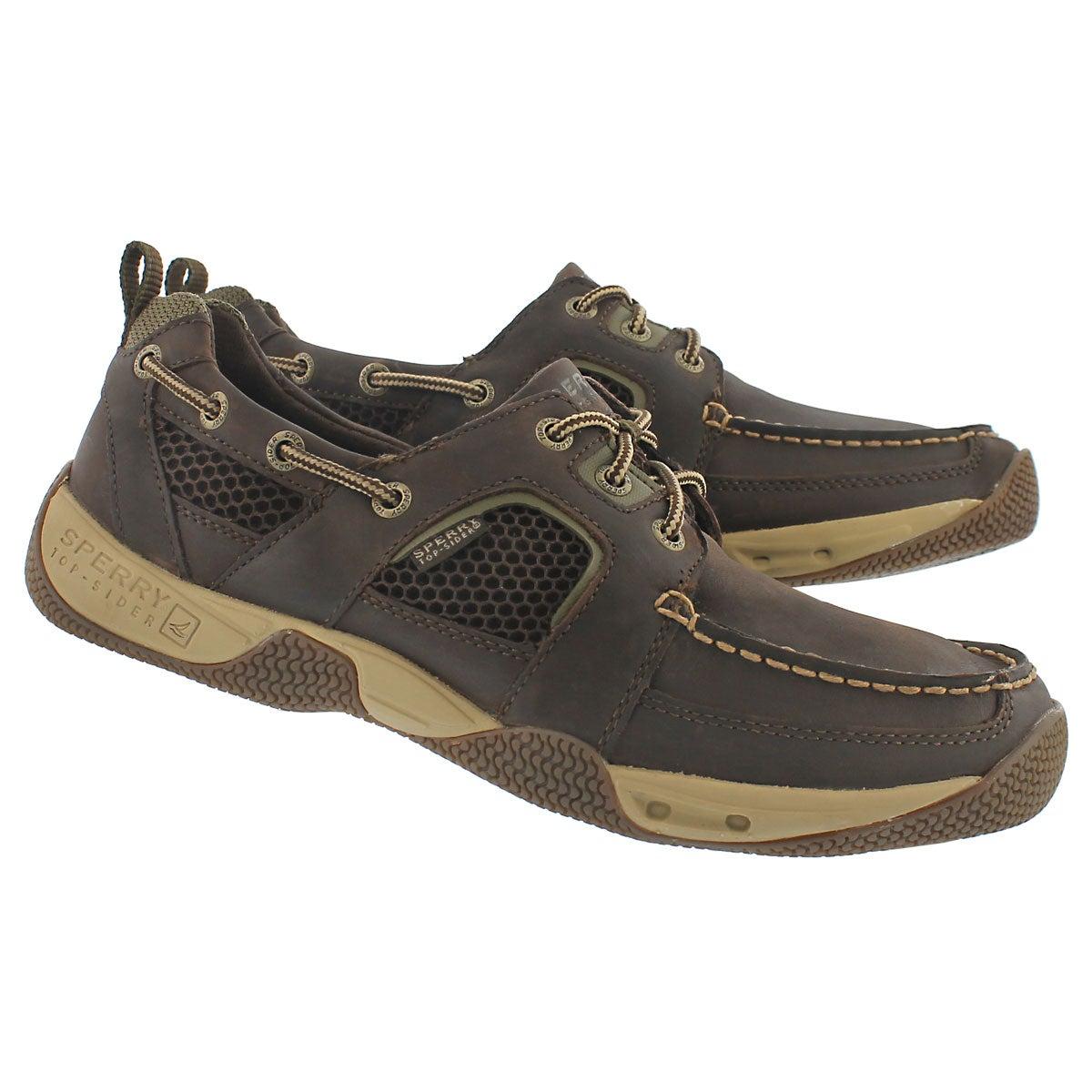 Mns Sea Kite Sport Moc brown sneaker