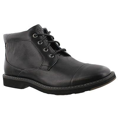 Mns Commander black chukka boot