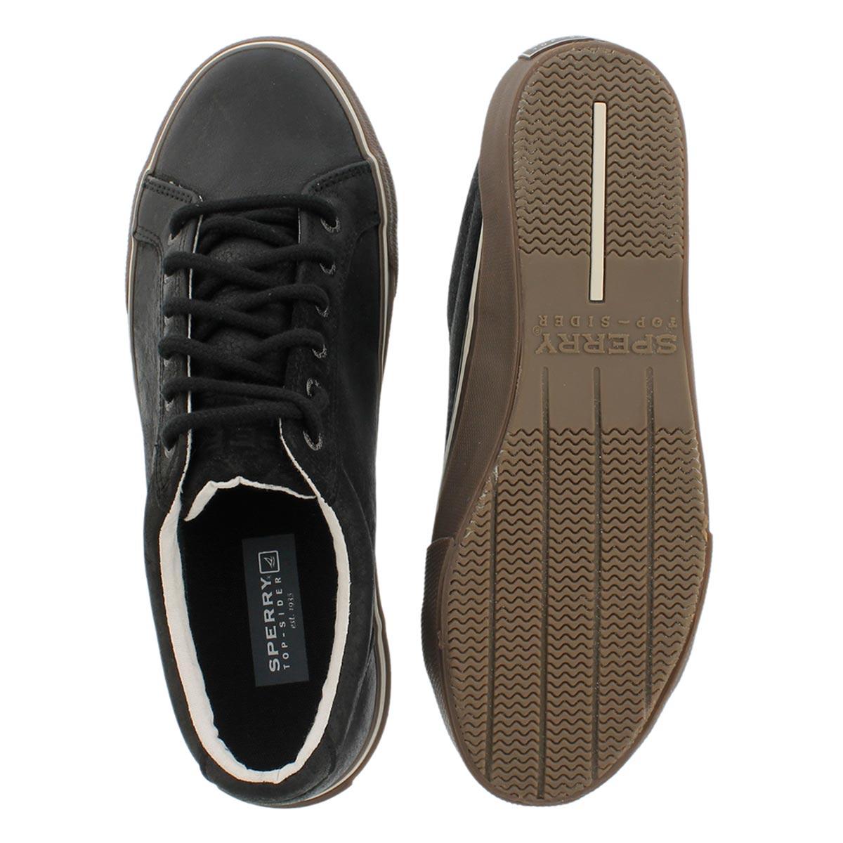 Mns StriperLTT black sneaker