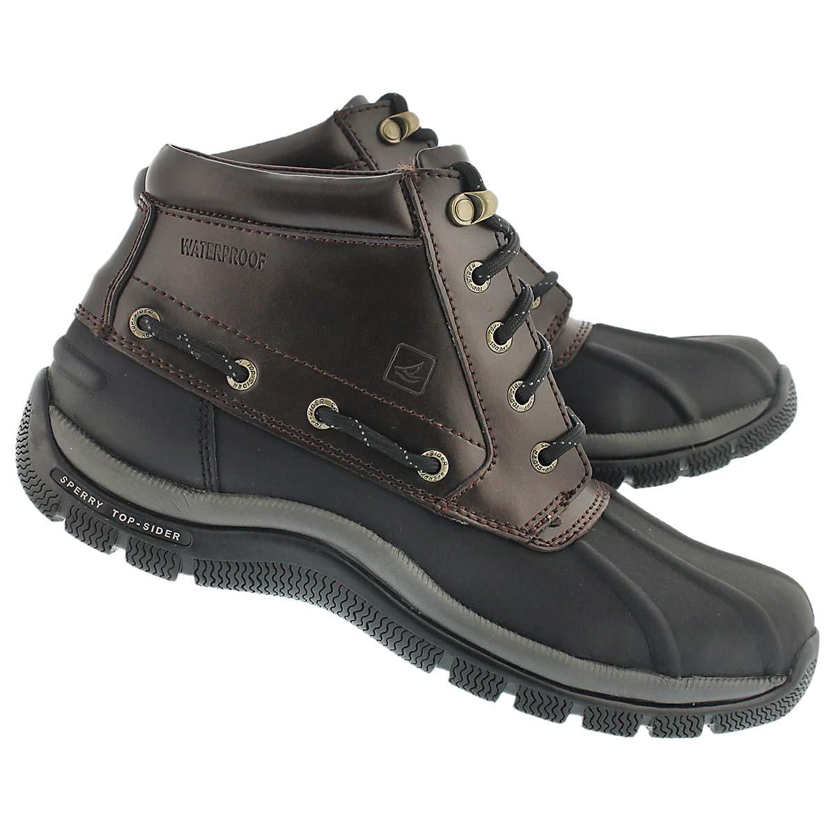 Mns Glacier black/amaretto winter boot