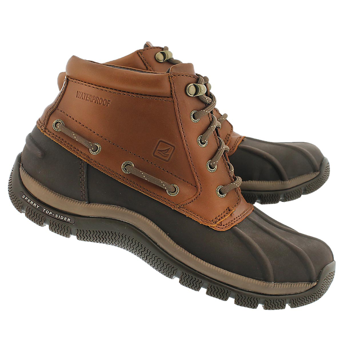 Mns Glacier tan/brown winter boot