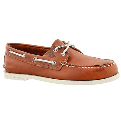 Sperry Men's AUTHENTIC ORIGINAL 2-Eye SARAPE boat shoes