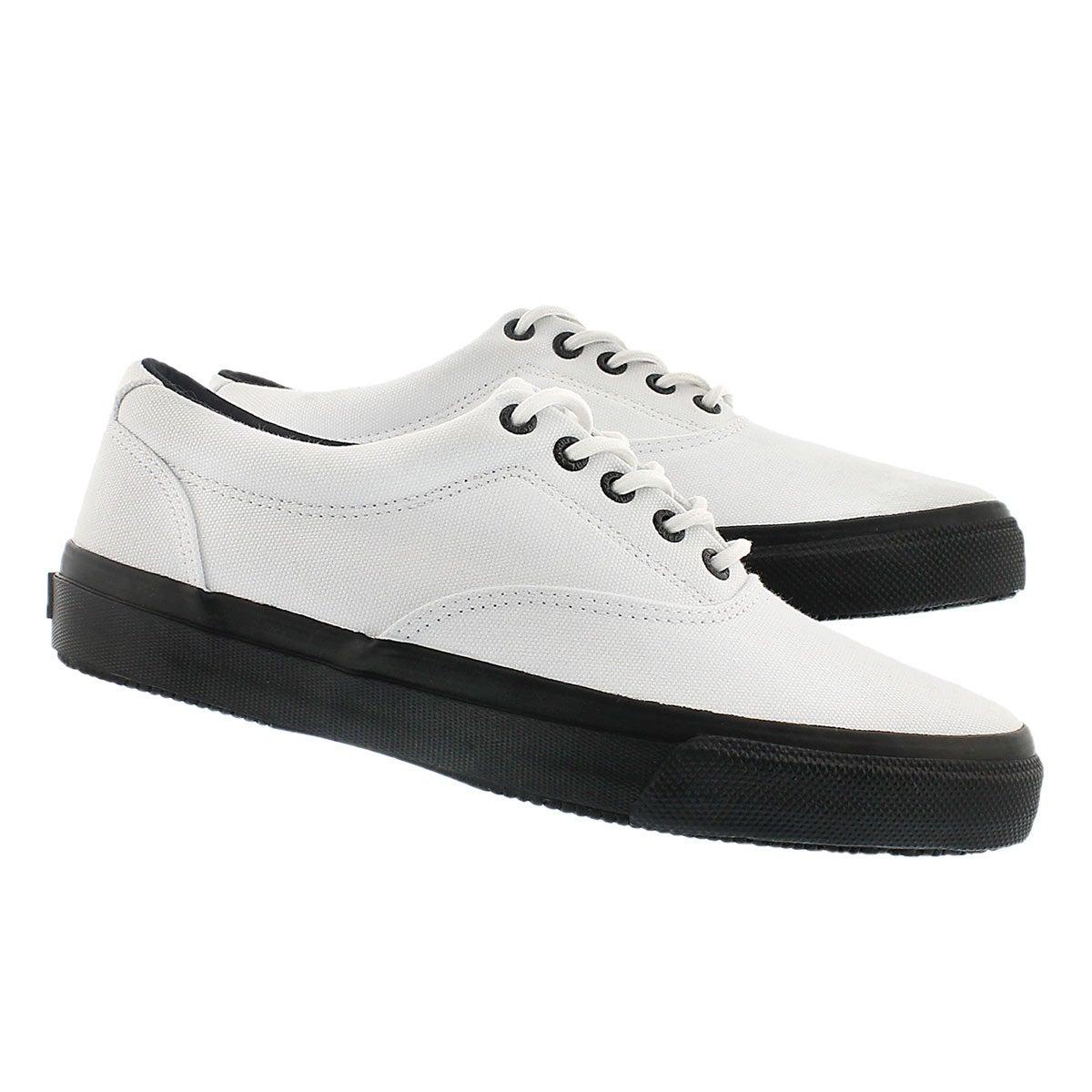 Mns Striper CVO wht/blk sneaker
