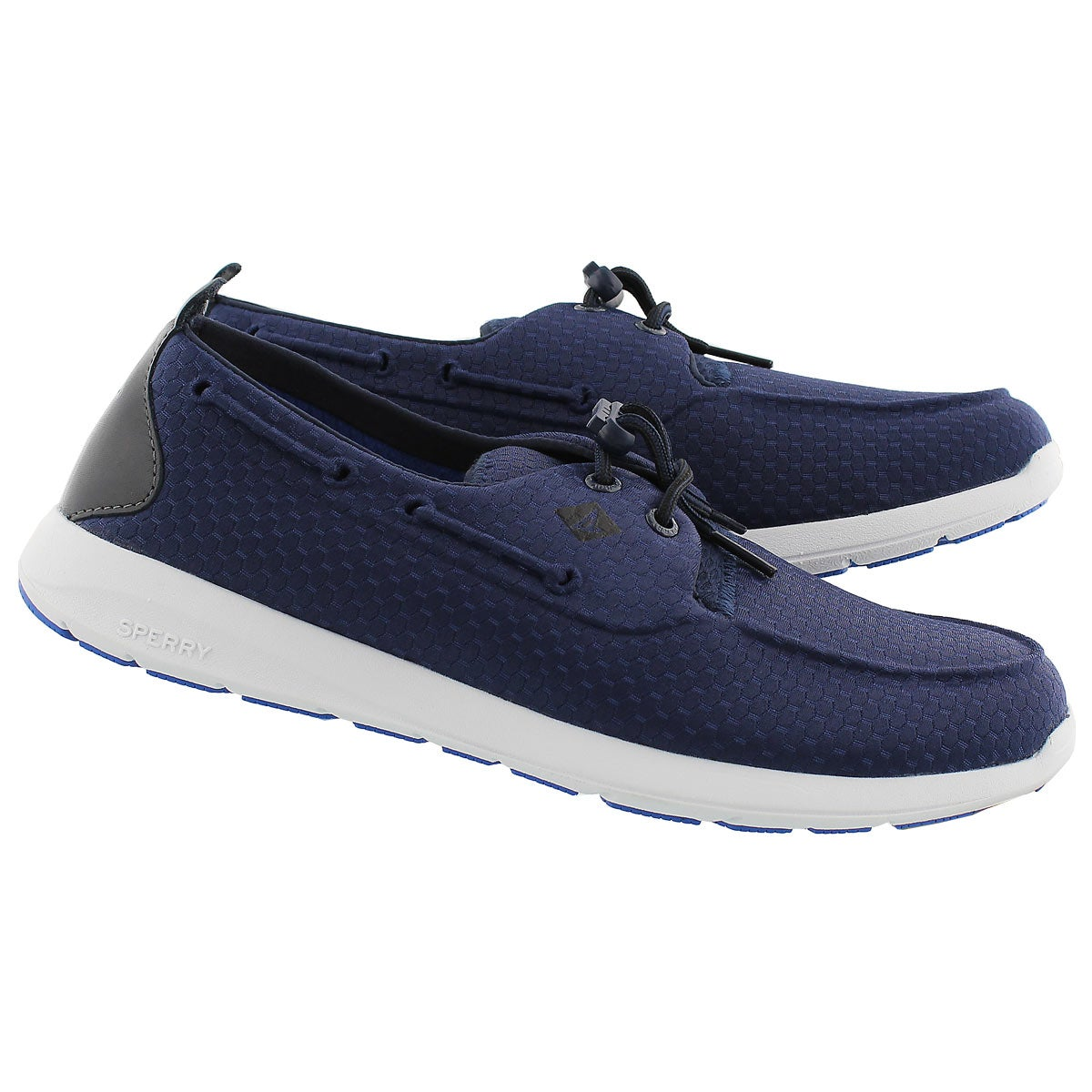 Mns Sojourn navy molded mesh  casual sho