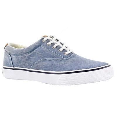 Mns Striper CVO blue sneaker