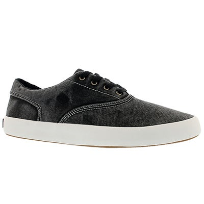 Mns Wahoo CVO black lace up sneaker