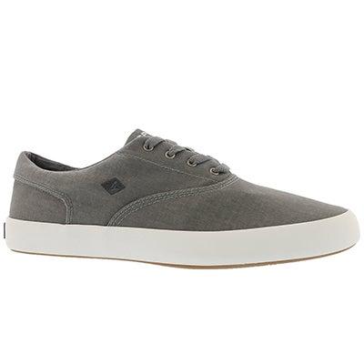 Mns Wahoo CVO grey lace up sneaker