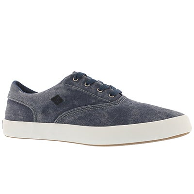 Mns Wahoo CVO navy lace up sneaker