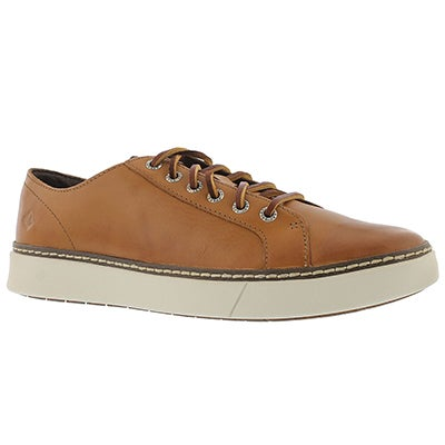 Sperry Men's CLIPPER LTT tan lace up sneakers